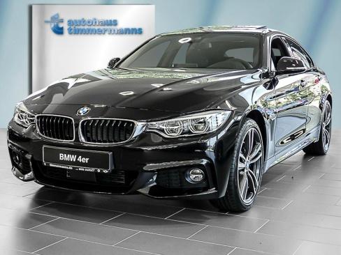 BMW 435d xDrive Gran Coupe M Sport