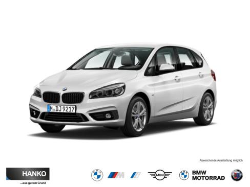 BMW 218i Active Tourer Sport Line