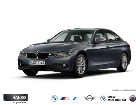 BMW 320d Advantage