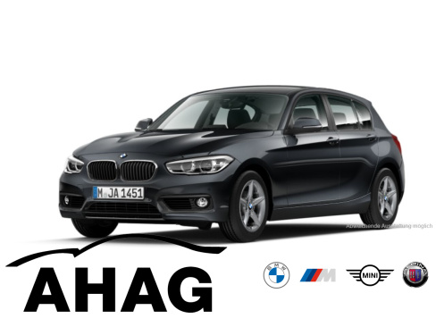 BMW 118i Advantage, Vorführwagen, AHAG, 45897 Gelsenkirchen