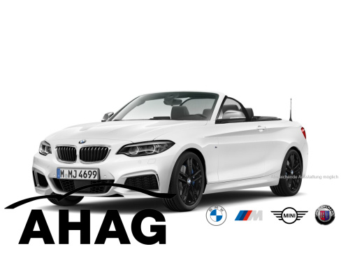 BMW M240i xDrive Steptronic Cabrio, Neuwagen, AHAG, 45897 Gelsenkirchen