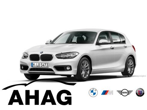 BMW 116i Advantage, Neuwagen, AHAG, 45897 Gelsenkirchen
