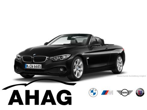 BMW 420d Cabrio Advantage