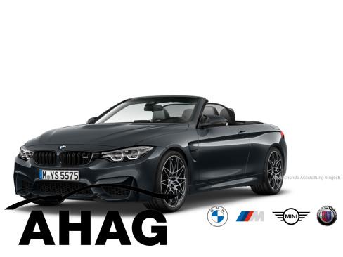 BMW M4 Cabrio, Vorführwagen, AHAG, 45897 Gelsenkirchen