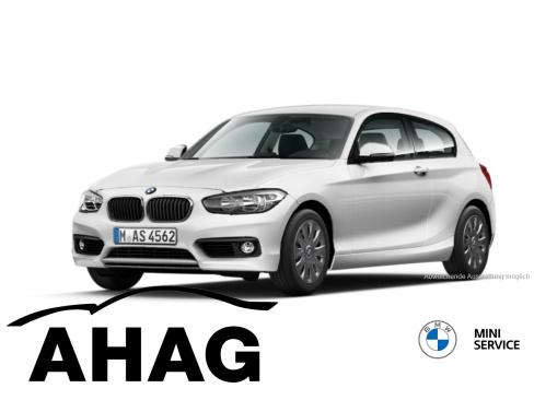 BMW 116i Advantage, Vorführwagen, AHAG, 45770 Marl