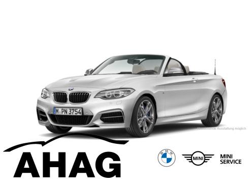 BMW M235i Cabrio, Dienstwagen, AHAG Dorsten, 46282 Dorsten