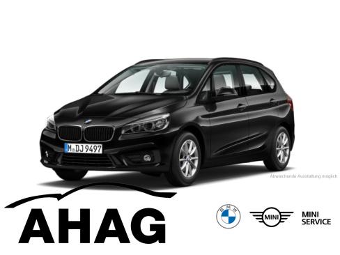 BMW 218d Active Tourer Advantage, Dienstwagen, AHAG Dülmen GmbH, 48249 Dülmen