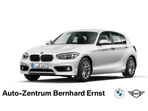 BMW 118d Advantage, Tageszulassung, Auto-Zentrum Bernhard Ernst, 58455 Witten