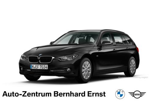 BMW 318d Touring Sport Line, Dienstwagen, Auto-Zentrum Bernhard Ernst, 58455 Witten