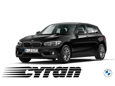 BMW 118d Advantage, Neuwagen, Autohaus Cyran GmbH Gronau, 48599 Gronau