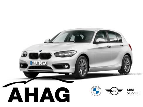 BMW 116d Advantage, Vorführwagen, AHAG Bochum GmbH, 44809 Bochum
