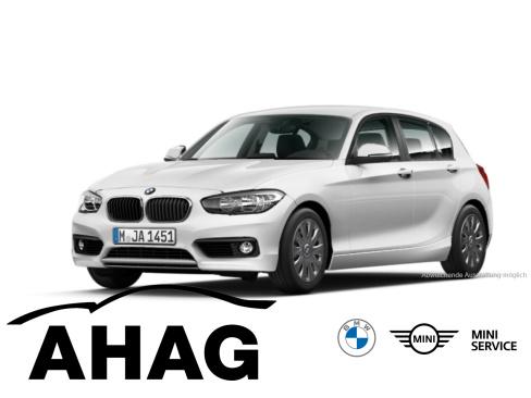 BMW 116d EfficientDynamics Edition Advantage, Vorführwagen, AHAG Bochum GmbH, 44809 Bochum