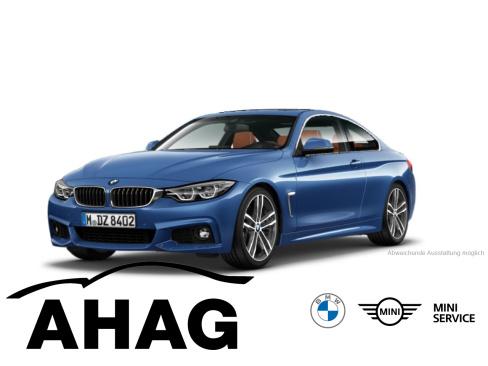 BMW 440i xDrive Coupe M Sport, Dienstwagen, AHAG Bochum GmbH, 44809 Bochum