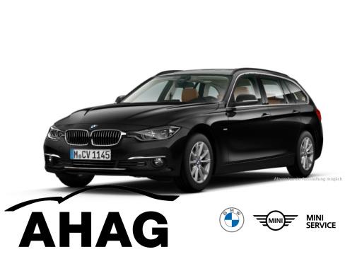 BMW 320d Touring Luxury Line, Dienstwagen, AHAG Bochum GmbH, 44809 Bochum
