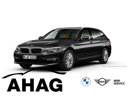 BMW 525d Touring Sport Line, Dienstwagen, AHAG Bochum GmbH, 44809 Bochum