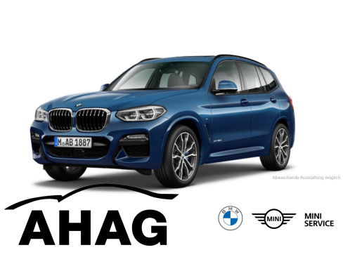 BMW X3 xDrive30d M SPORT AT