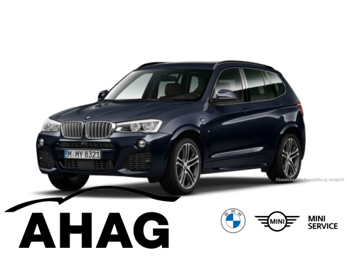 BMW X3 xDrive35d M SPORT AT