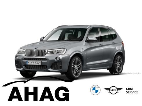 BMW X3 xDrive35d M SPORT AT, Dienstwagen, AHAG Bochum GmbH, 44809 Bochum