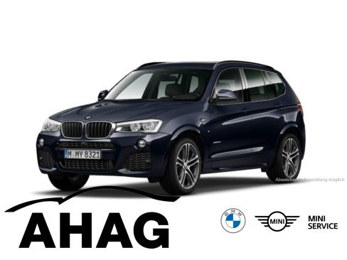 BMW X3 xDrive20d M SPORT AT, Vorführwagen, AHAG Bochum GmbH, 44809 Bochum