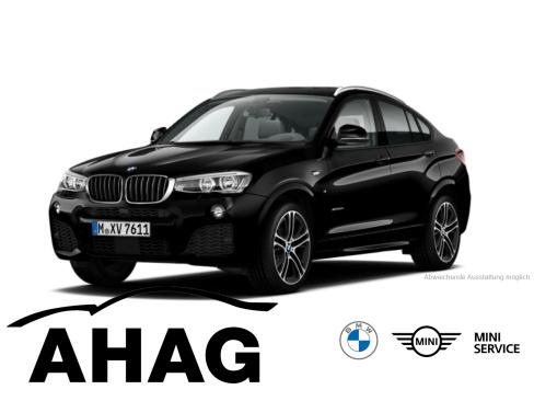 BMW X4 xDrive20d M Sport, Vorführwagen, AHAG Bochum GmbH, 44809 Bochum
