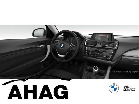 BMW 116i Advantage Limousine