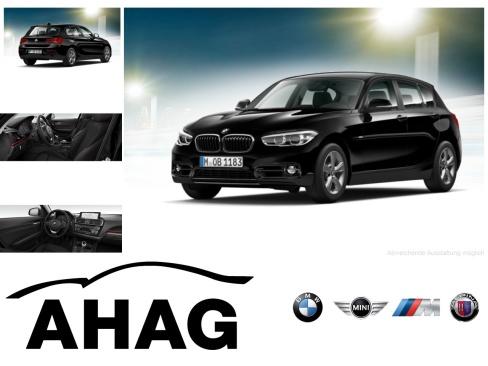 BMW 118i Sport Line, Gebrauchtwagen, AHAG Bochum GmbH, 44809 Bochum