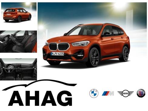 BMW X1 sDrive18i Sport Line, Vorführwagen, AHAG, 45897 Gelsenkirchen