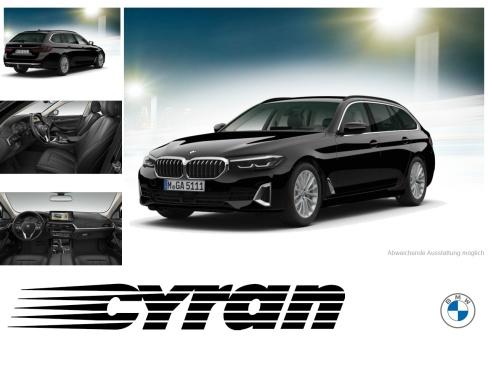 BMW 530i Touring, Neuwagen, Autohaus Cyran GmbH, 48599 Gronau