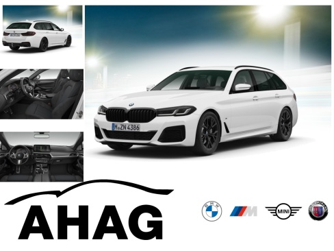 BMW 520d Touring, Vorführfahrzeug, AHAG, 45897 Gelsenkirchen