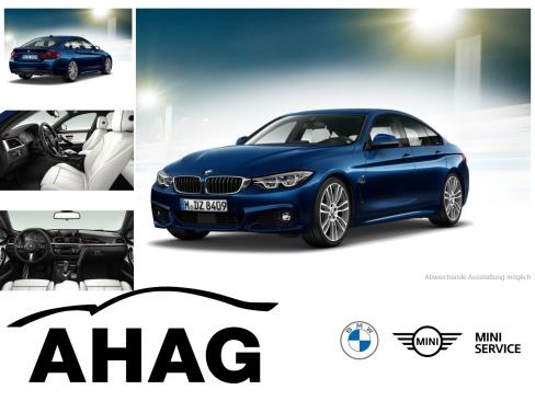 BMW 440i xDrive Gran Coupe M Sport, Dienstwagen, AHAG Bochum GmbH, 44809 Bochum