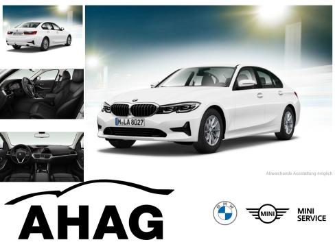 BMW 320i Advantage Automatik, Dienstwagen, AHAG Bochum GmbH, 44809 Bochum