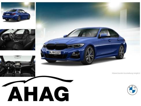 BMW 330i M Sport Automatic, Dienstwagen, AHAG Coesfeld GmbH, 48653 Coesfeld