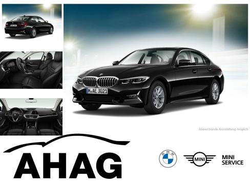 BMW 320d Luxury Line, Dienstwagen, AHAG Bochum GmbH, 44809 Bochum
