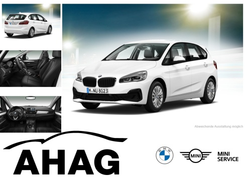 BMW 218i Active Tourer Advantage, Neuwagen, AHAG Bochum GmbH, 44809 Bochum