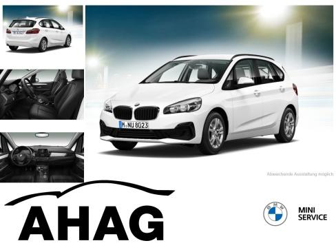 BMW 216d Active Tourer Advantage, Dienstwagen, AHAG, 45770 Marl