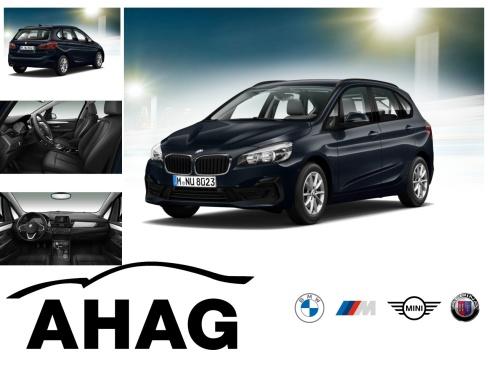 BMW 216d Active Tourer Advantage, Dienstwagen, AHAG, 45897 Gelsenkirchen