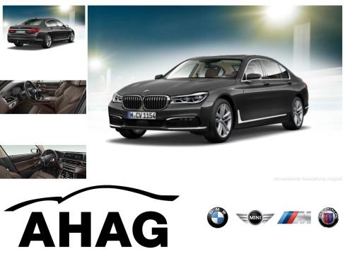 BMW 750Ld xDrive, Gebrauchtwagen, AHAG Coesfeld GmbH, 48653 Coesfeld