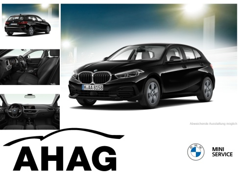 BMW 116i Advantage, Neufahrzeug, AHAG, 45770 Marl