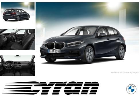 BMW 118i Advantage, Neuwagen, Autohaus Cyran GmbH, 48599 Gronau