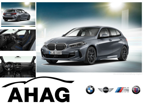 BMW 120d xDrive M Sport, Vorführwagen, AHAG, 45897 Gelsenkirchen