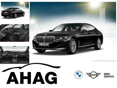 BMW 750d xDrive, Dienstwagen, AHAG Dülmen GmbH, 48249 Dülmen
