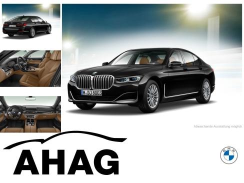 BMW 750d xDrive, Dienstwagen, AHAG Coesfeld GmbH, 48653 Coesfeld