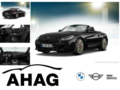 BMW Z4 M40i Cabrio, Neuwagen, AHAG Bochum GmbH, 44809 Bochum