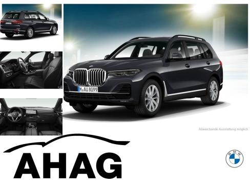 BMW X7 xDrive40d, Neuwagen, AHAG Coesfeld GmbH, 48653 Coesfeld