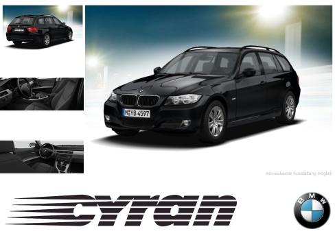 BMW 318i touring, Gebrauchtwagen, Autohaus Cyran GmbH, 48599 Gronau