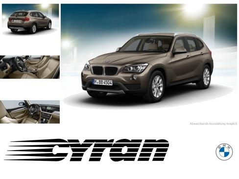 BMW X1 sDrive18i, Gebrauchtwagen, Autohaus Cyran GmbH, 48599 Gronau
