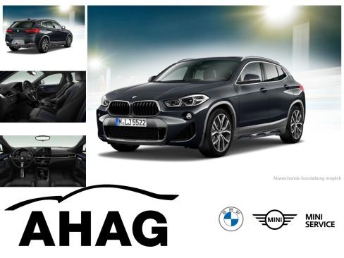 BMW X2 sDrive20i M Sport X Steptronic DCT, Dienstwagen, AHAG Bochum GmbH, 44809 Bochum