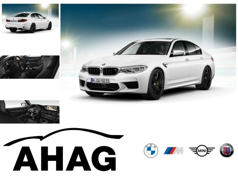 BMW M5 xDrive, Gebrauchtfahrzeug, AHAG, 45897 Gelsenkirchen