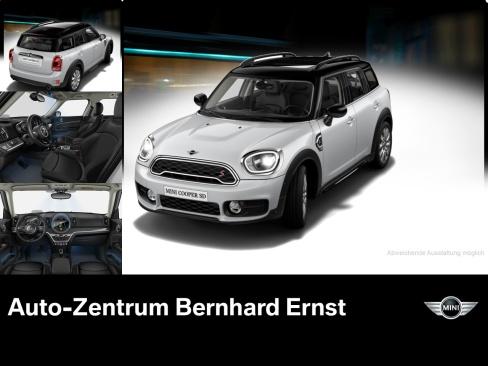 MINI Countryman Cooper SD ALL4 Automatik, Gebrauchtwagen, Auto-Zentrum Bernhard Ernst, 58455 Witten