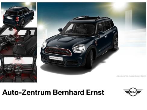 MINI Countryman John Cooper Works ALL4 Automatik, Gebrauchtwagen, Auto-Zentrum Bernhard Ernst, 58455 Witten